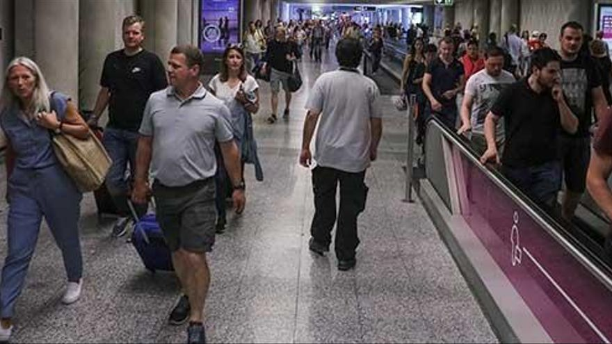 Palma, el aeropuerto más conectado de Europa en verano, con 182 conexiones