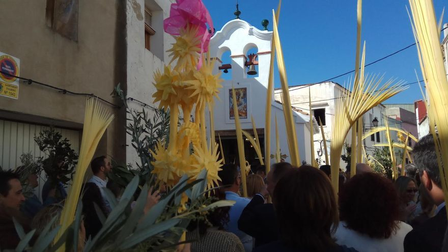Alberic no renuncia a su fiesta grande: habrá Domingo de Ramos en los balcones