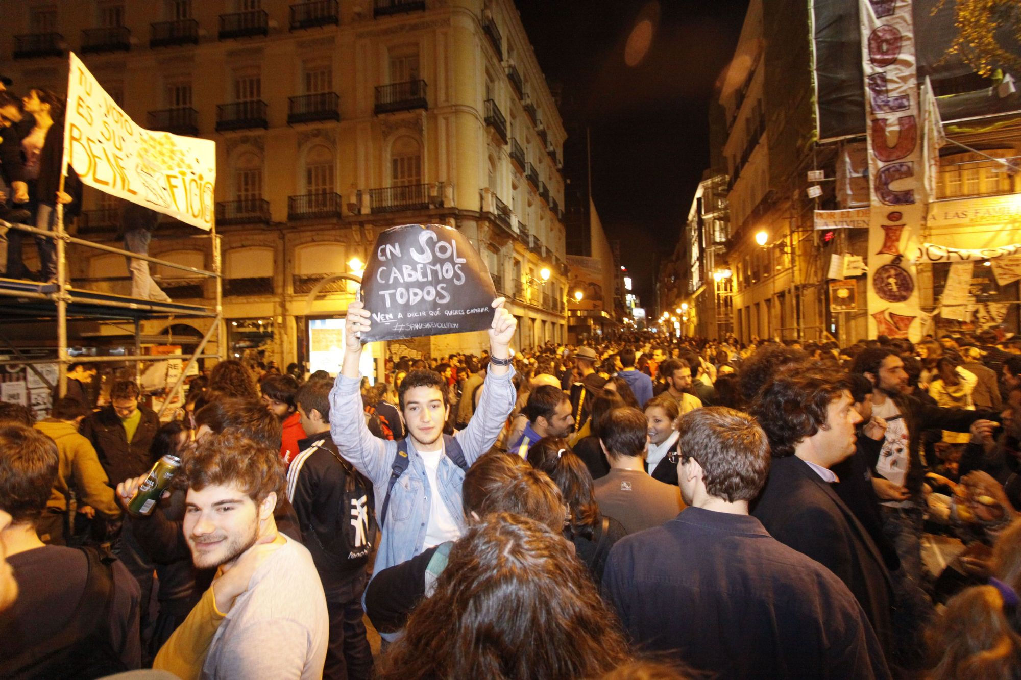 GALERÍA | El 15M en Zamora, en imágenes