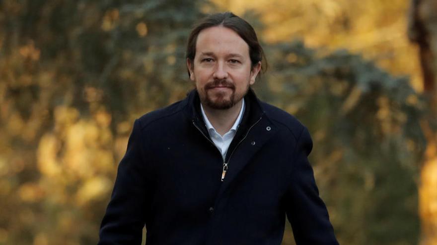 Pablo Iglesias deixa el Govern central per presentar-se a les eleccions de Madrid