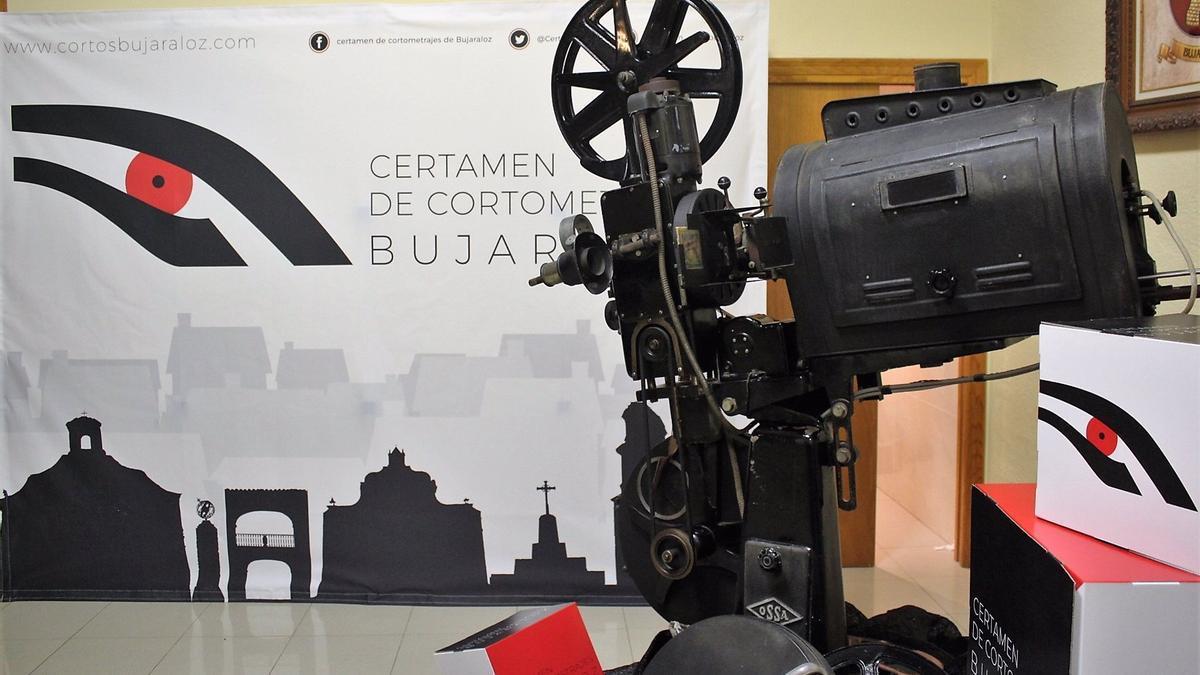 Abierto el plazo de inscripción para participar en el Certamen de Cortometrajes de Bujaraloz.