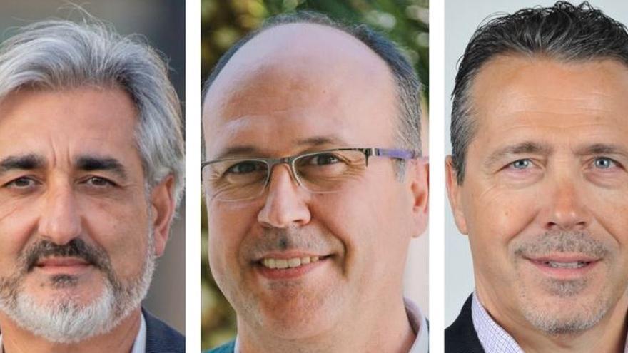 Tres candidatos aspiran al rectorado de la Politècnica