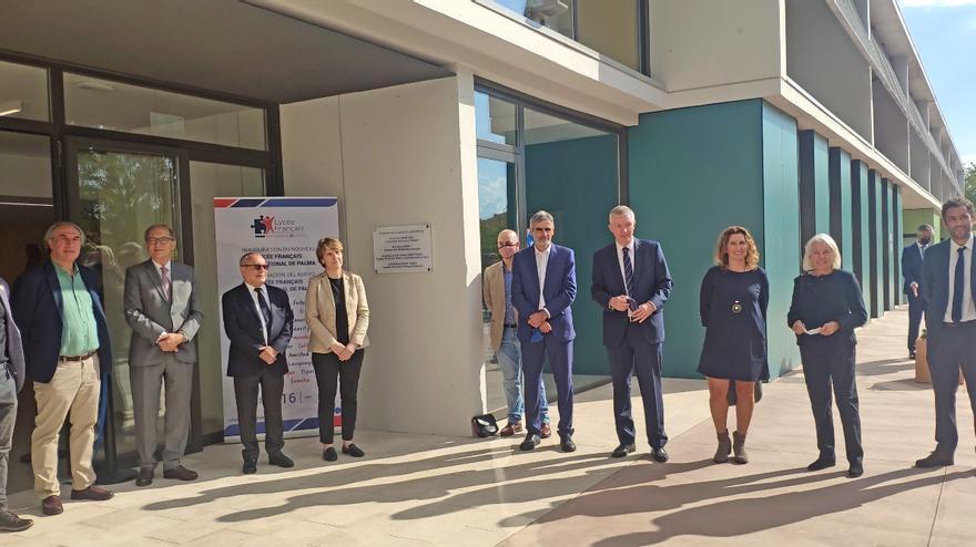El Liceo Francés Internacional de Palma inaugura su nuevo centro en Sa Teulera