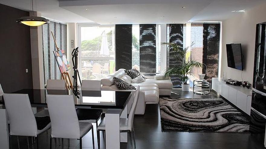 Apartamentos o casas con piscina en Tenerife que puedes conseguir mediante rifas