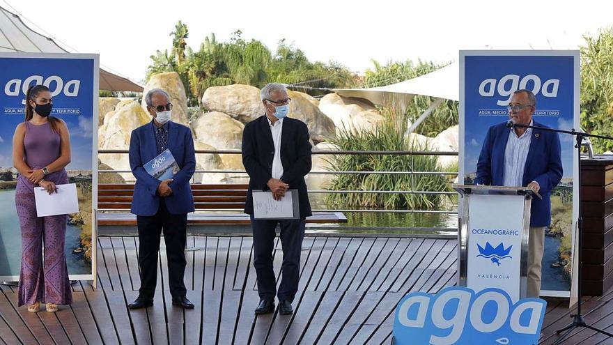 """Aguas de València lanza la revista de divulgación científica """"aGOa"""""""