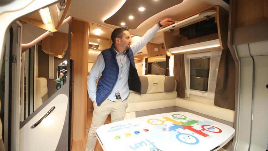 """Alexandre Sande: """"En Van&Fun vamos más allá del alquiler de autocaravanas, la clave está en las experiencias de nuestros usuarios"""""""