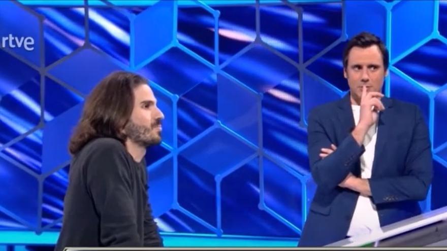 Zamora le juega una mala pasada a un concursante de Televisión Española