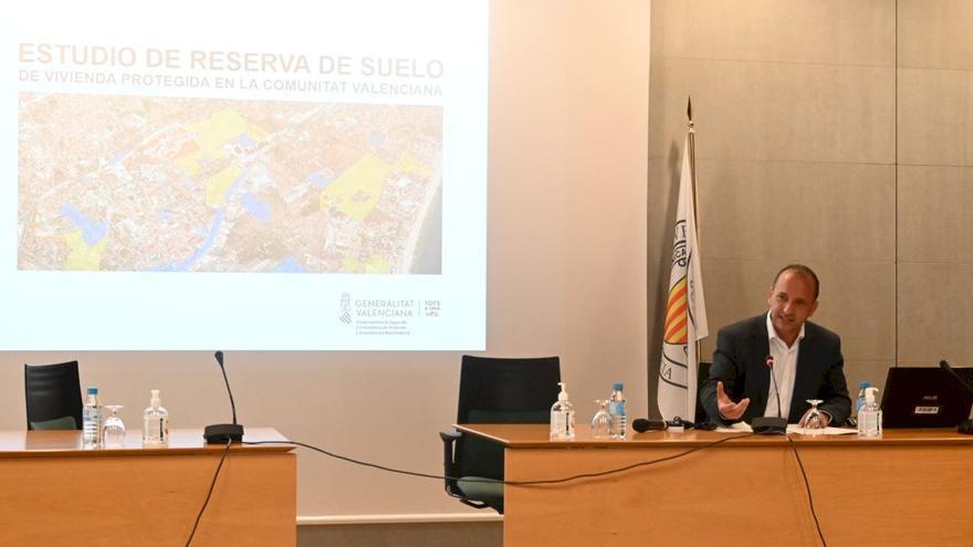 El Comtat, El Baix Maestrat y El Camp de Túria concentran las mayores reservas de suelo por habitante para vivienda pública