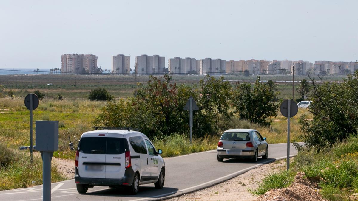 """Este es el el """"atajo"""" con el que ahorrar 10 kilómetros para ir a Urbanova"""