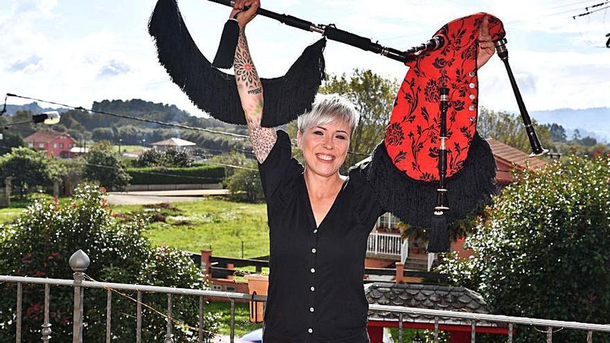 Susana Seivane y folk asturiano en el Festival Intercéltico