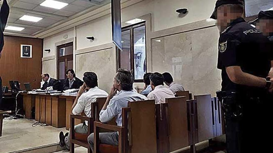 Anticorrupción mantiene su petición de 6 años para los Ruiz Mateos