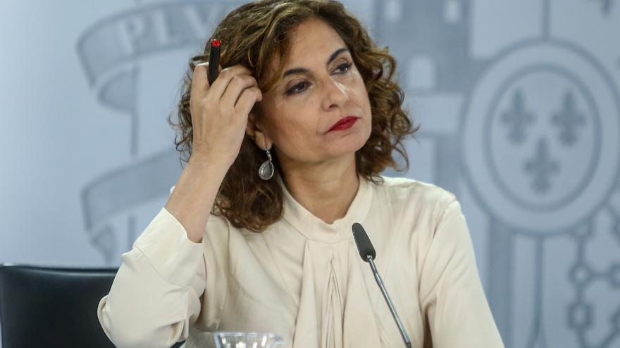 Montero critica el negacionismo de Vox que quita importancia a la igualdad género