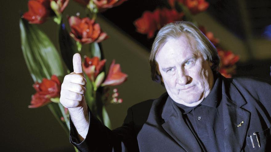 Depardieu, bajo sospecha