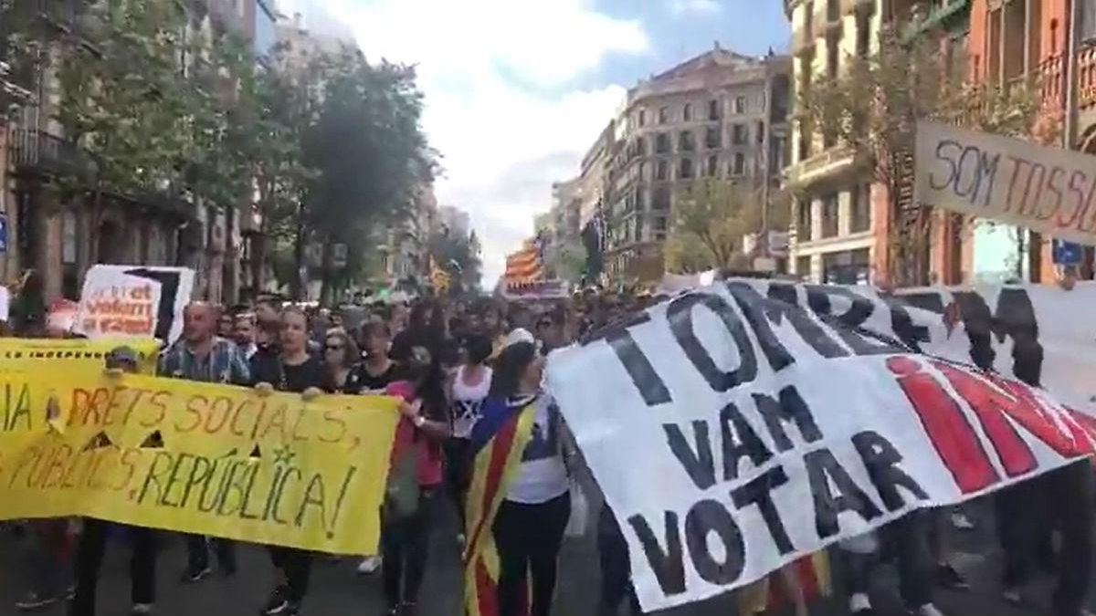 Los CDR exigen la dimisión de Quim Torra