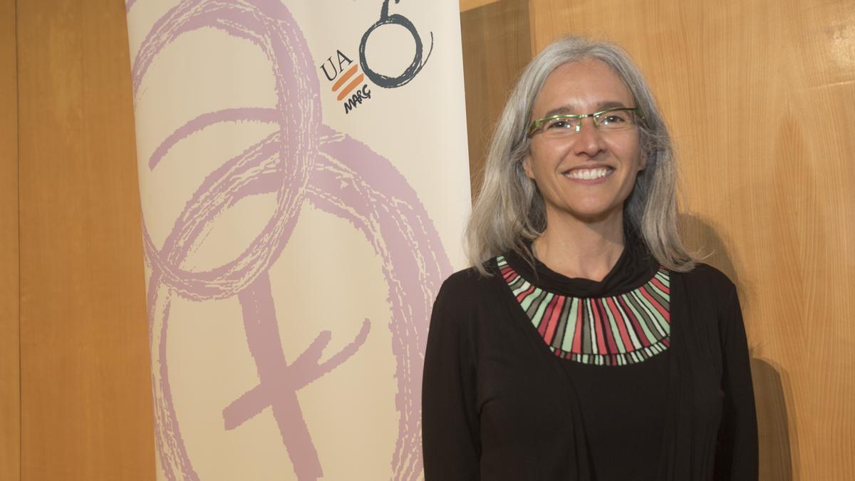 Eva Espinar Ruiz, nueva vicerrectora de Igualdad, Inclusión y Responsabilidad Social.  / Pilar Cortés