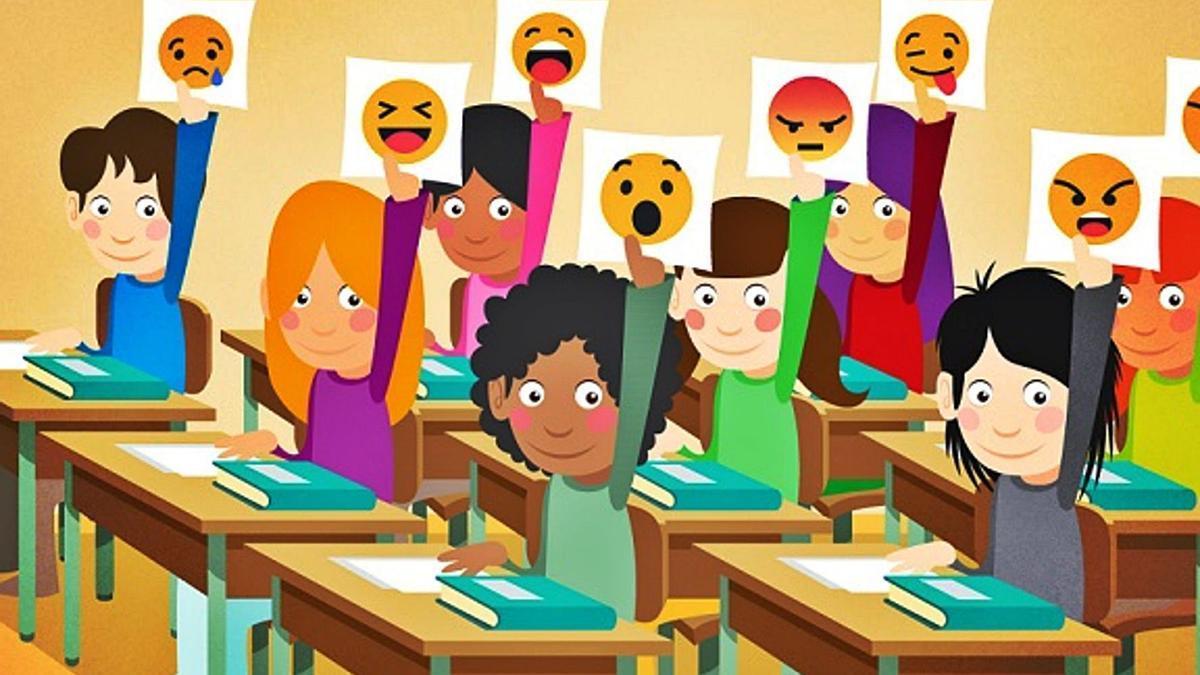 Emociones de los alumnos en un libro de Cambridge University Press