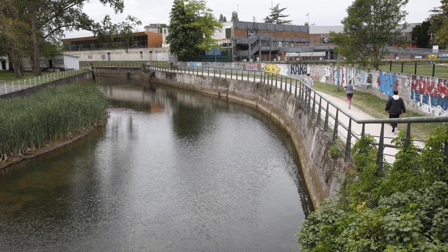 La Politécnica pone de ejemplo para el Piles la mejora del Manzanares, que dejó el río sin remo