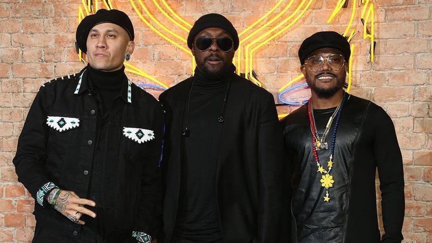 Black Eyed Peas, confirmados para el Arenal Sound