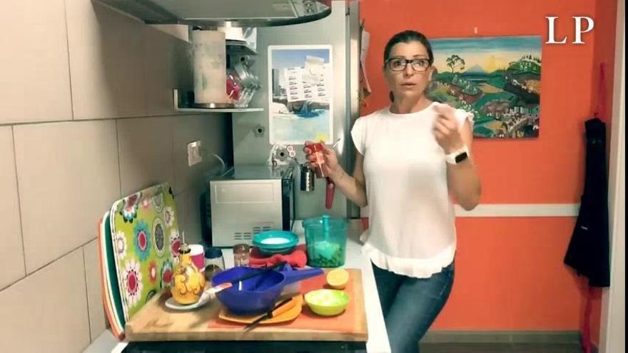 Recetas: Hummus sin tahini