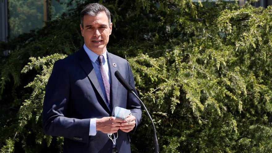 Sánchez propone en Oporto una agenda social más ambiciosa tras el covid