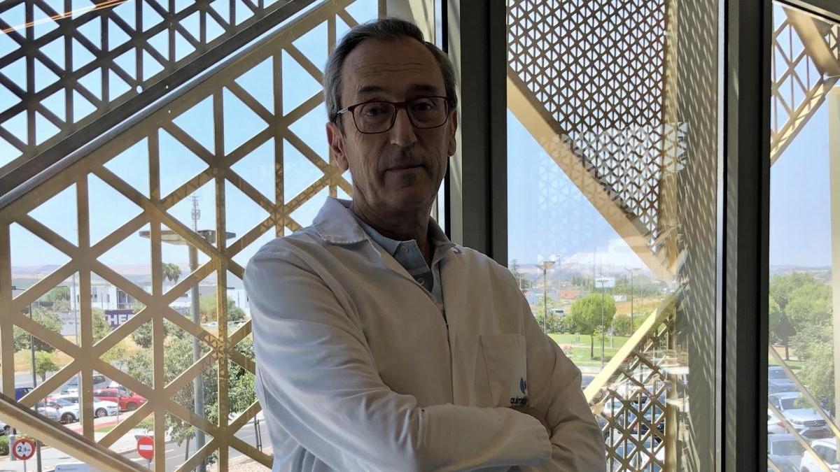 Un experto del Quirónsalud alerta sobre el impacto del covid-19 en pacientes jóvenes