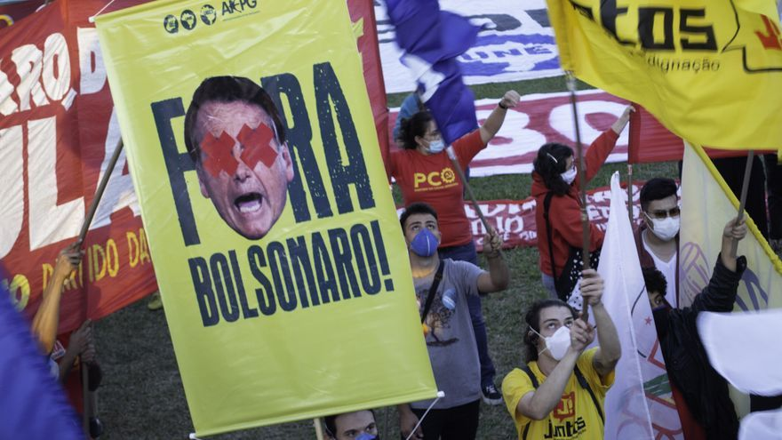 La justicia pide investigar a Bolsonaro por filtrar investigaciones secretas