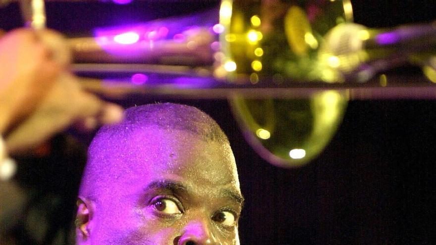 El rey del saxo Maceo Parker, primer artista confirmado del Port Adriano Music Festival
