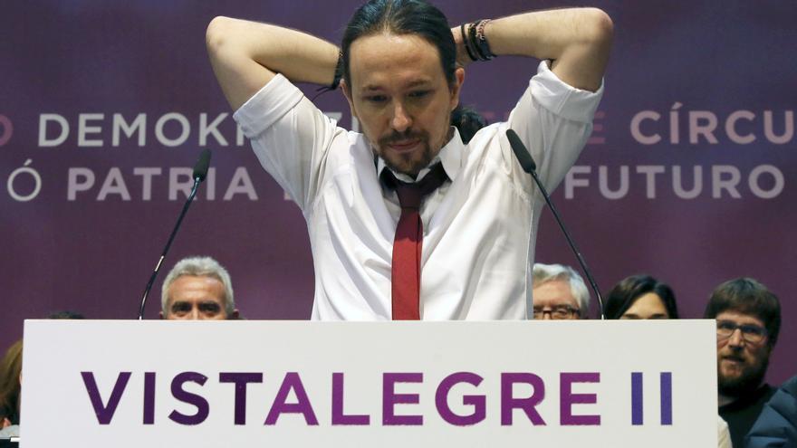 Iglesias ficha también para su candidatura en Madrid al portavoz del Sindicato de Manteros, Serigne Mbayé