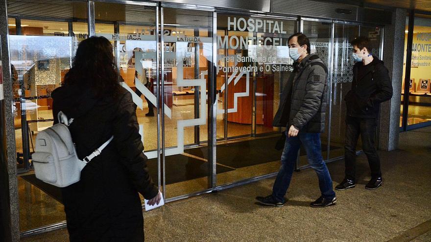 La pandemia empeora en los grandes concellos del área sanitaria, que ya supera los 100 fallecidos