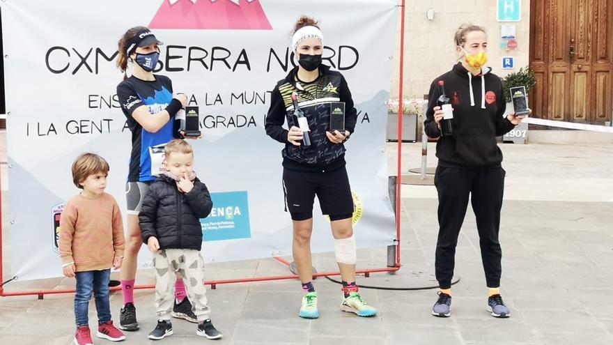 Cuatro ganadores en una Mallorca Nord XS disputada en dos tandas por la pandemia