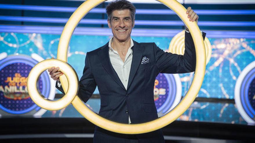 Así es 'El juego de los anillos', el nuevo concurso de Jorge Fernández