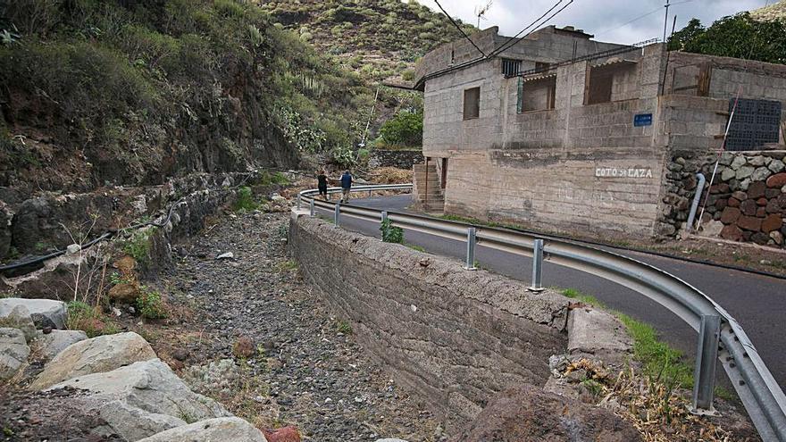 El Consejo Insular de Aguas emplaza al Distrito de Anaga a limpiar El Cercado