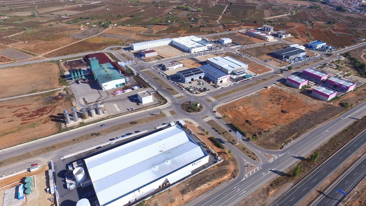 Archivo - El Ivace adjudica dos parcelas de suelo industrial en el Parque Empresarial Nuevo Tollo de Utiel