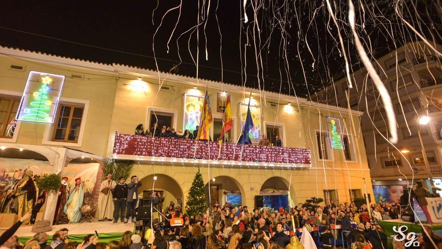 La Cavalcada dels Reis Mags de Mutxamel, nueva Fiesta de Interés Turístico Provincial