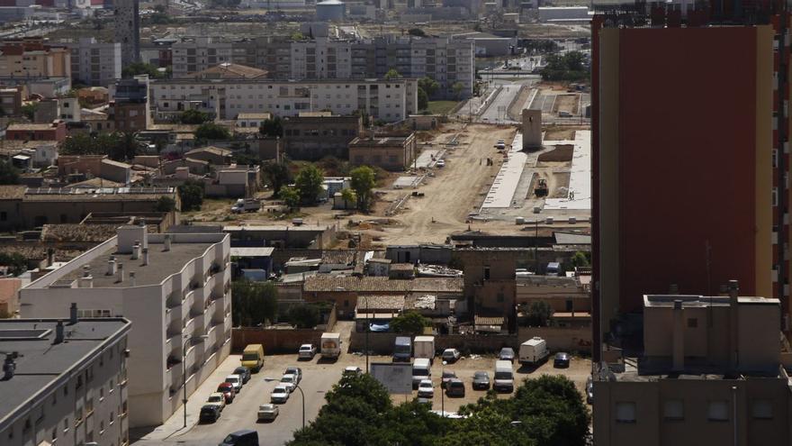Cort propondrá que cinco barrios de Palma sean zonas de intervención especial