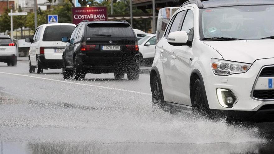 Alerta per tempestes i pedregada aquesta tarda a la Catalunya Central