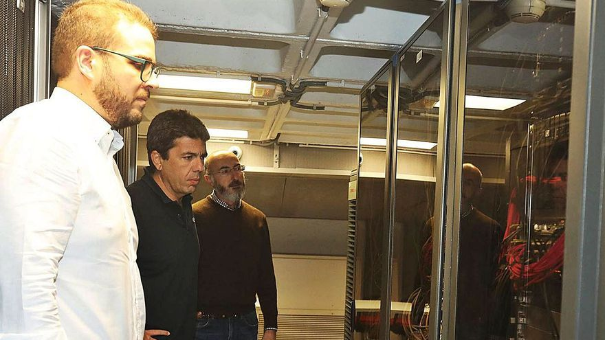 El plan de digitalización de la Diputación: contenedores y semáforos inteligentes