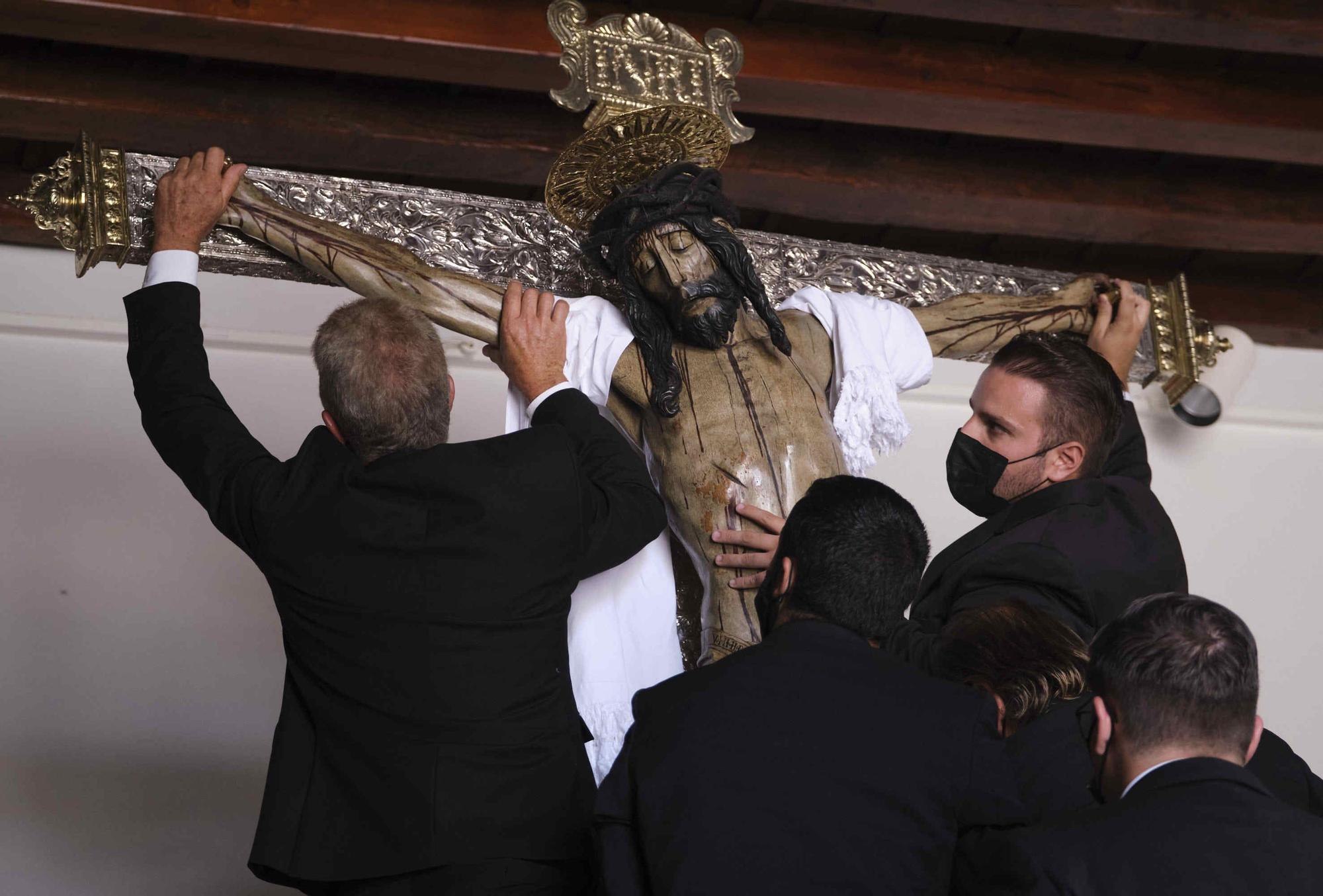 Descendimiento del Cristo de La Laguna