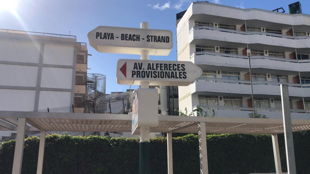 Avenida Alféreces Provisionales