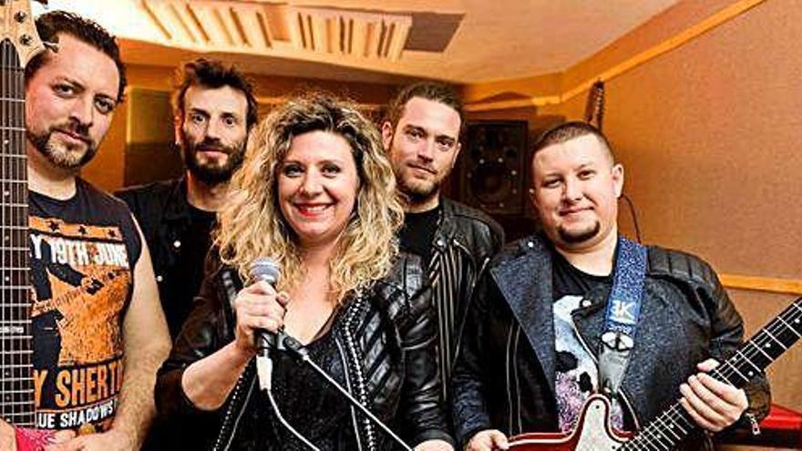 The Queen Ibiza graba su primer videoclip