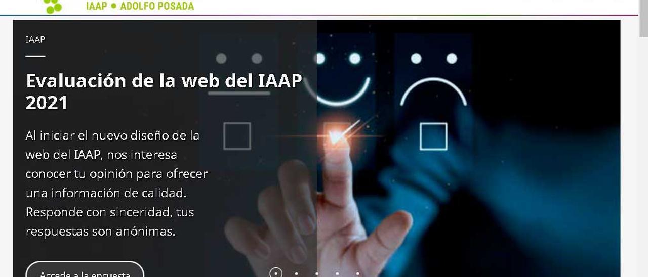 La XDLA denuncia que la web nueva del Adolfo Posada nun tien versión n'asturianu