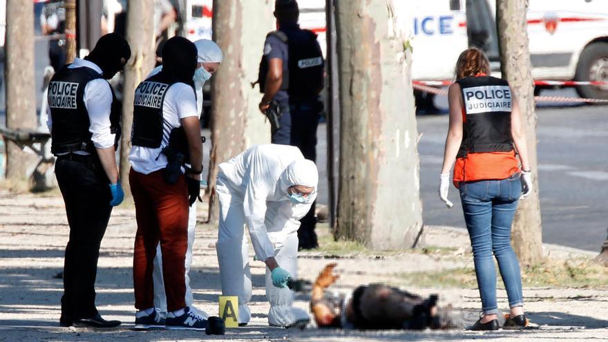 El atacante de París estaba vigilado por su radicalismo