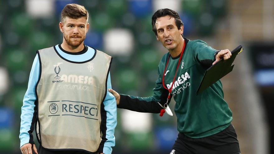 El Villarreal, preparado para el asalto a la Supercopa de Europa