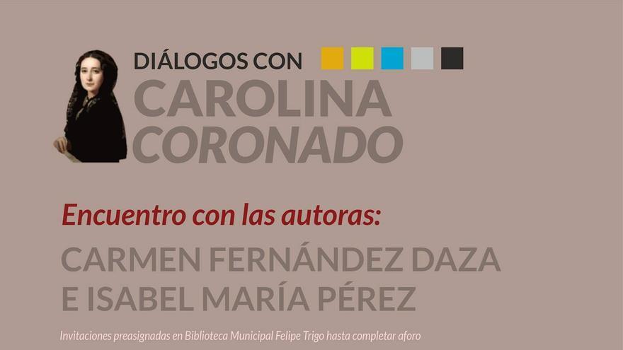 Carmen Fernández Daza e Isabel María Pérez