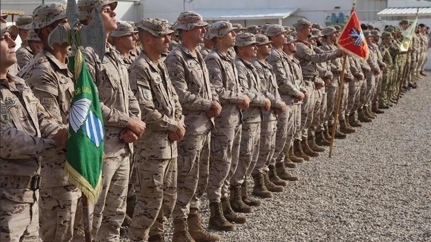 VÍDEO   Así trabajan las unidades españolas en Irak