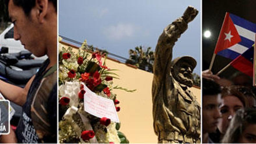 La muerte de Fidel abre un periodo de incertidumbre en Cuba