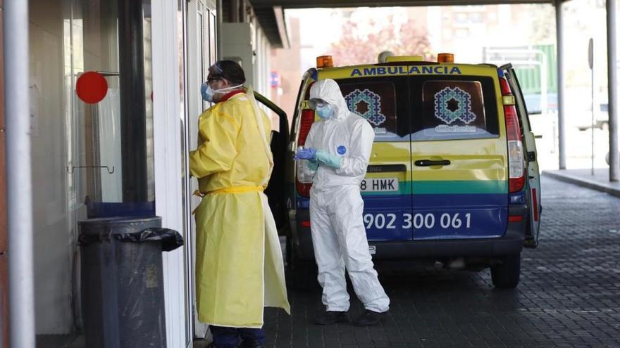 Coronavirus en Zamora: 103 contagiados, 8 muertos, 16 altas y solo 3 nuevos positivos