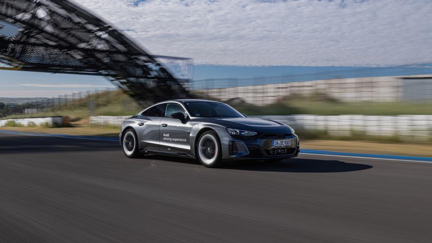 Audi RS e-tron GT: lo mejor de dos mundos