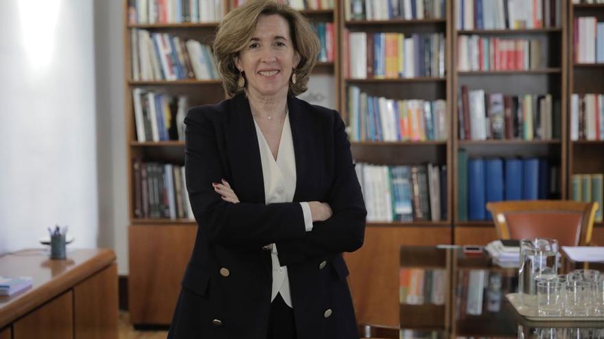 Entrevista a Ana de la Cueva, Secretaria de Estado de Economía y Apoyo a la Empresa