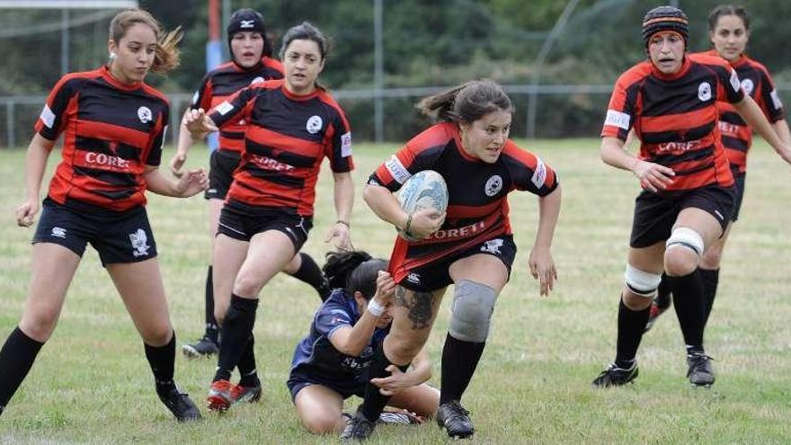 El Coreti Rugby Lalín inicia la temporada con un triunfo